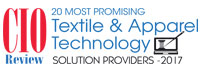 20 Most Promising Textile And Apparel Technology Solution Providers - 2017
