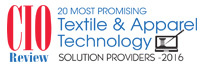 Top 20 Textile And Apparel Technology Solution Companies - 2016